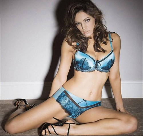 TODAY'S NEWS NJ: Kelly Brook: Ultimo Lingerie Pictures