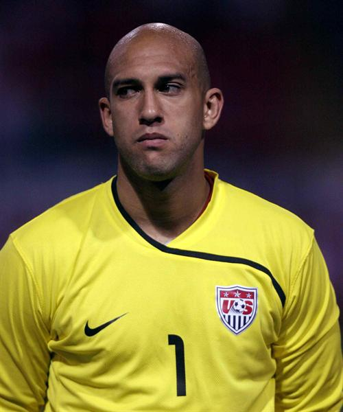 TODAY'S NEWS NJ: TIM HOWARD Should Be Good To Go