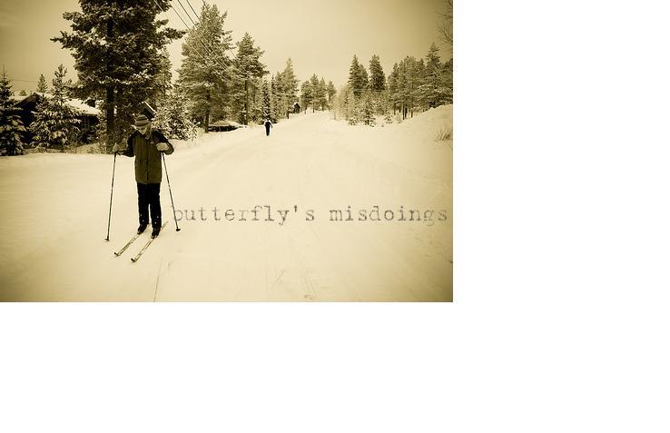 butterfly' misdoings