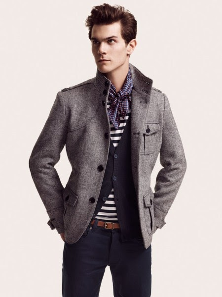 Urban Men's Guide: H & M Men's Fashion Autumn/Winter 2010 ...