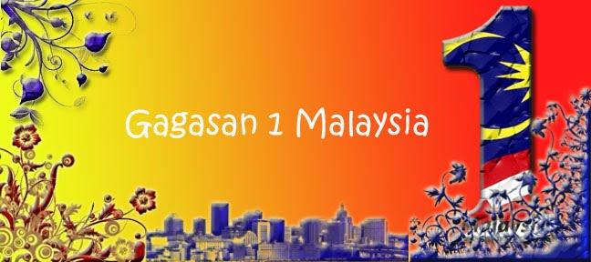 Gagasan 1 Malaysia