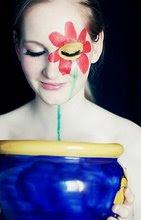 Con un beso y una flor, hoy te digo ádios.