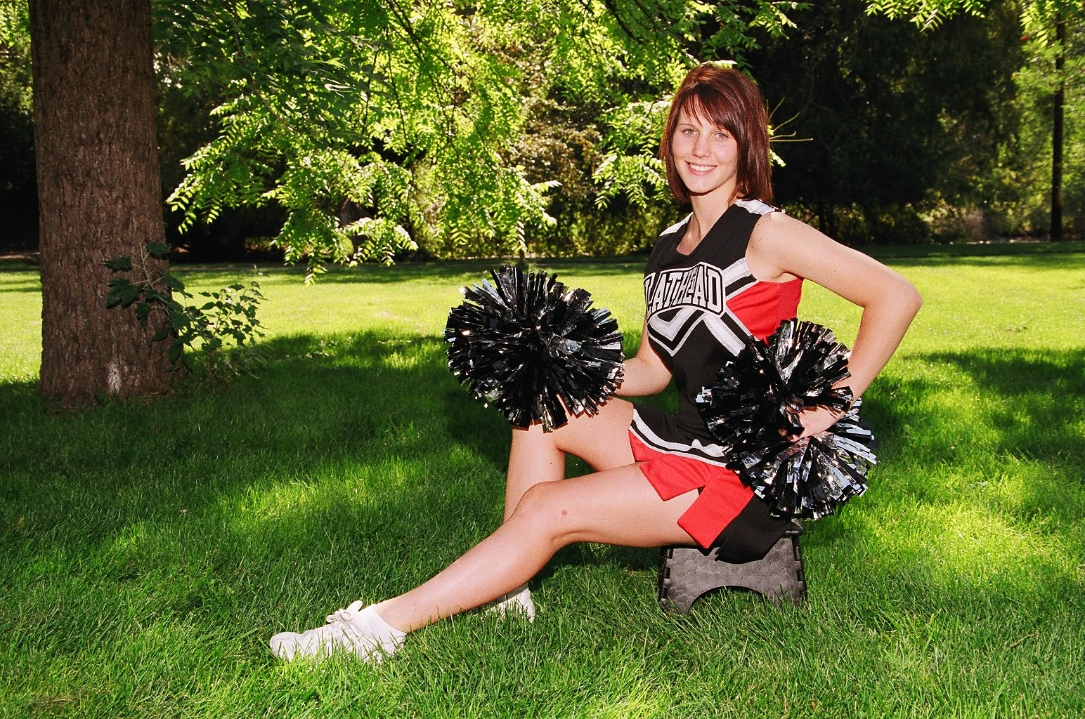 Cheerleading Photography
