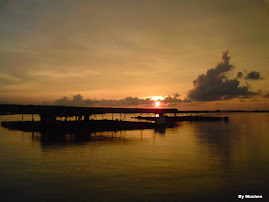Sunset Of kukup