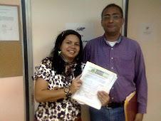 Inscripción Candidatura por Concejalia ante el CNE