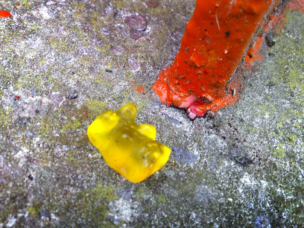 Gummie Bear Death