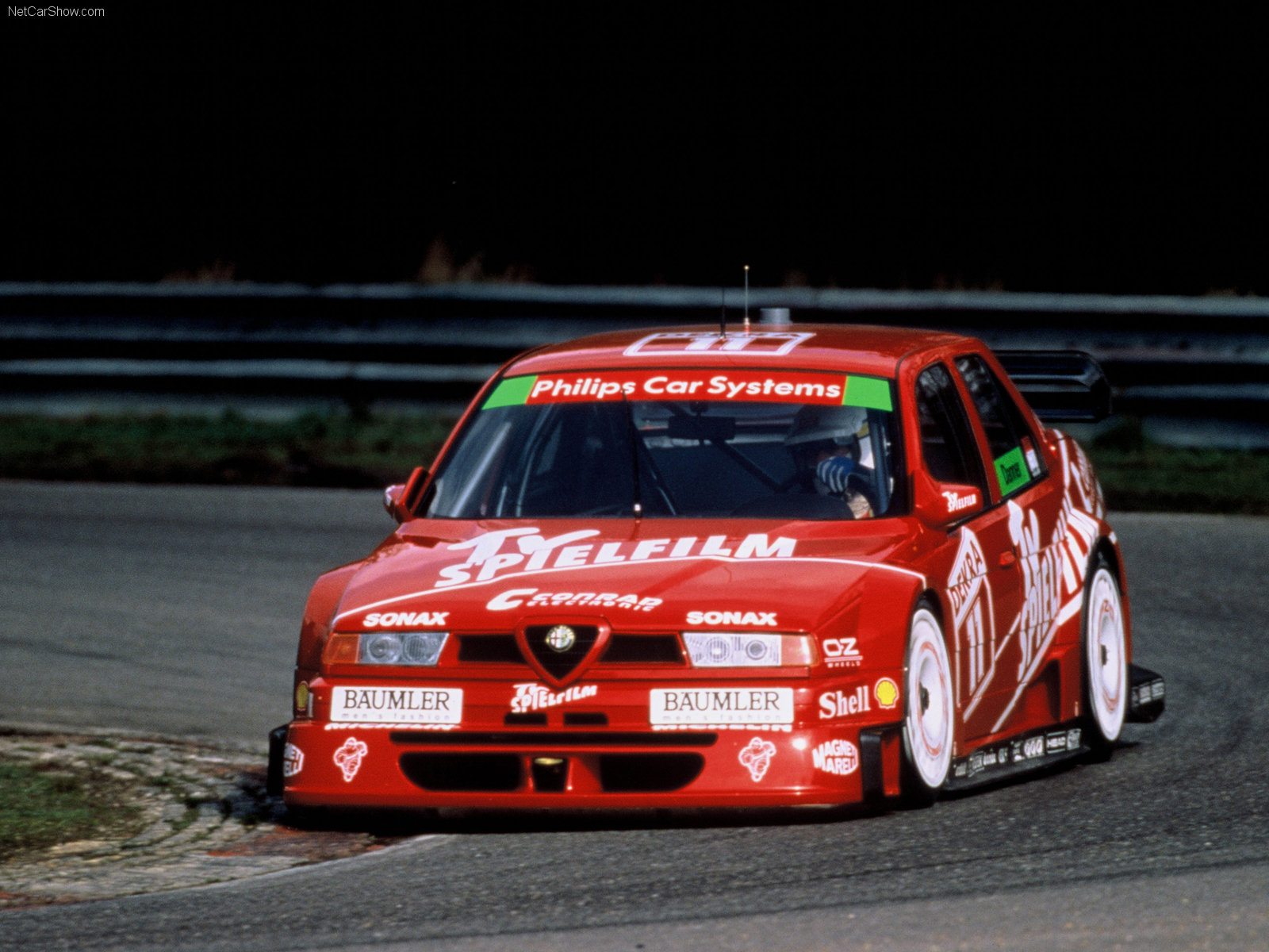 2009 Alfa Romeo 155 2.5 V6 TI DTM photo - 9