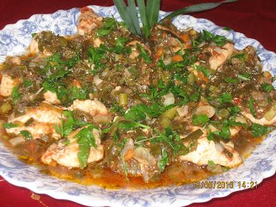 Articole culinare : Stufat din piept de pui