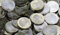 €1 coins