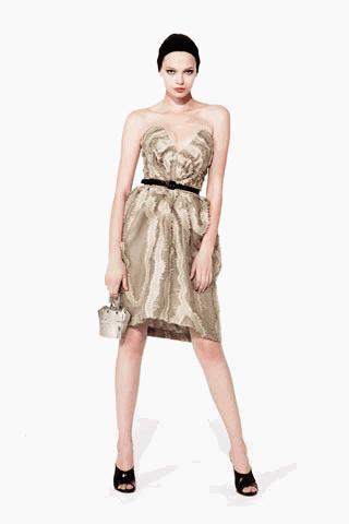 [ysl+lace+dress]