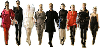 Designer's Remix Collection, Copenhagen Fashion Week, aw08, Mode Med Mere