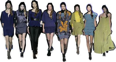 Bruuns Bazaar, Copenhagen Fashion Week, aw08, Mode Med Mere