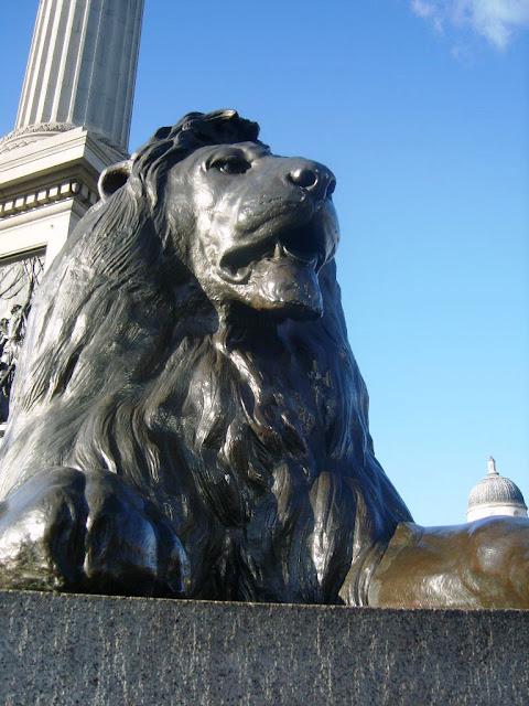 London,London England, London England monuments, Trafalgar Square Lion