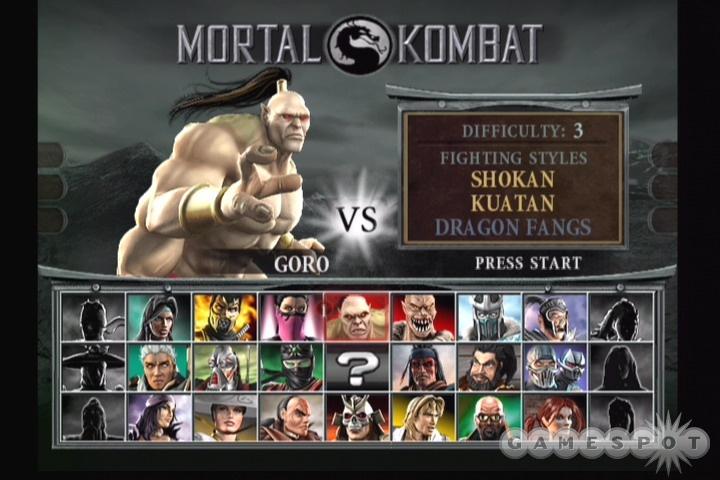 mortal kombat. Mortal Kombat 4 Images: Mortal