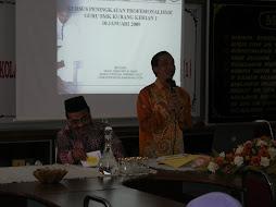 Penceramah Tn. Hj. Mohd Azman Omar