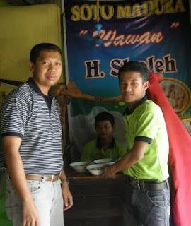 Soto Madura Wawan