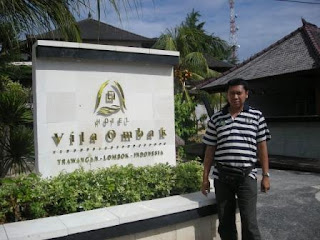 Hotel Vila Ombak Gili Trawangan Lombok