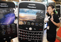 BlacBerry SPG