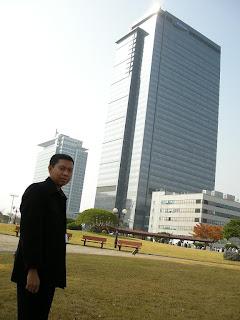 R&D Samsung di Suwon Korea