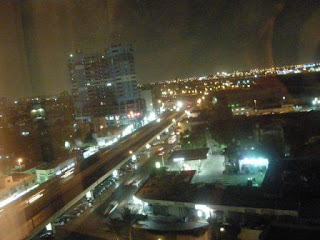 Kota Jeddah Malam Hari