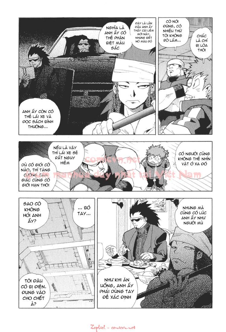 Aiki chap 30 - Trang 16