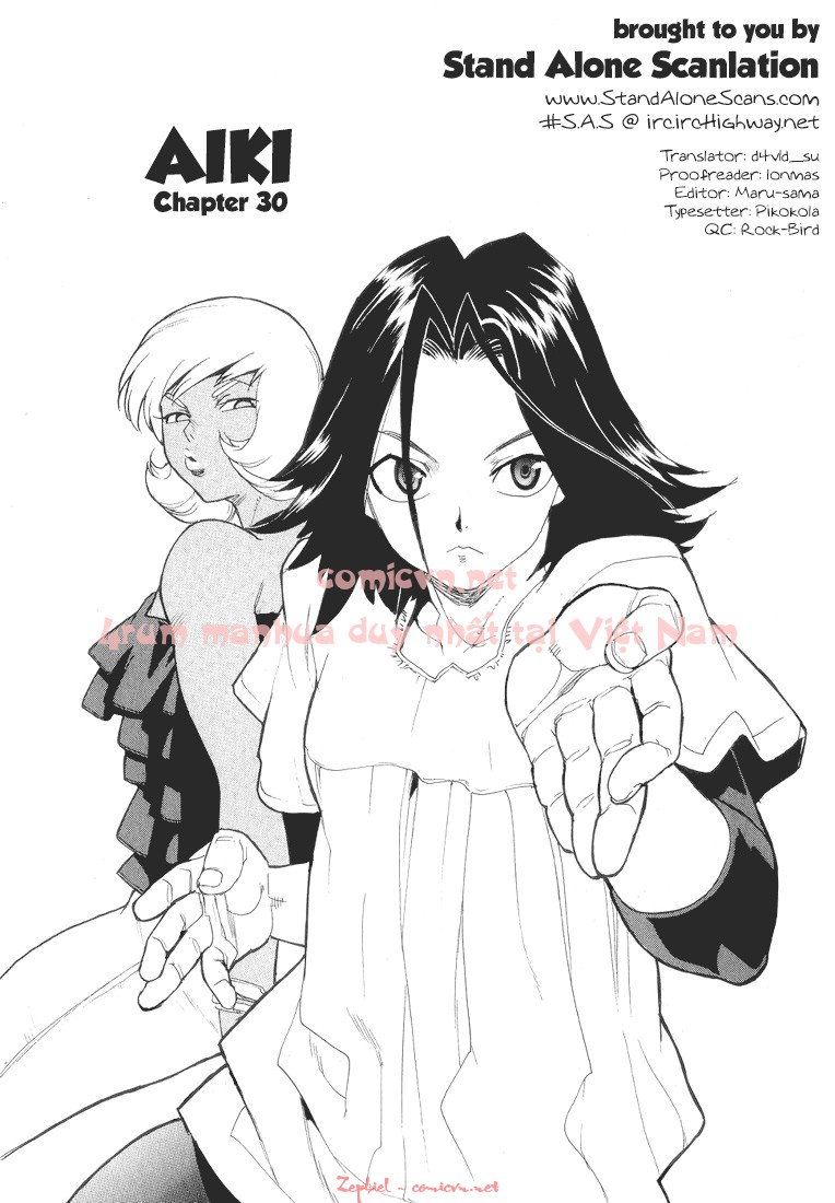 Aiki chap 30 - Trang 2