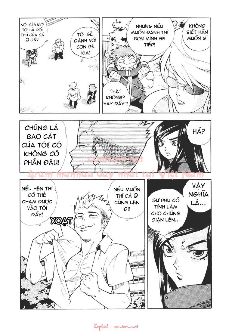 Aiki chap 23 - Trang 10