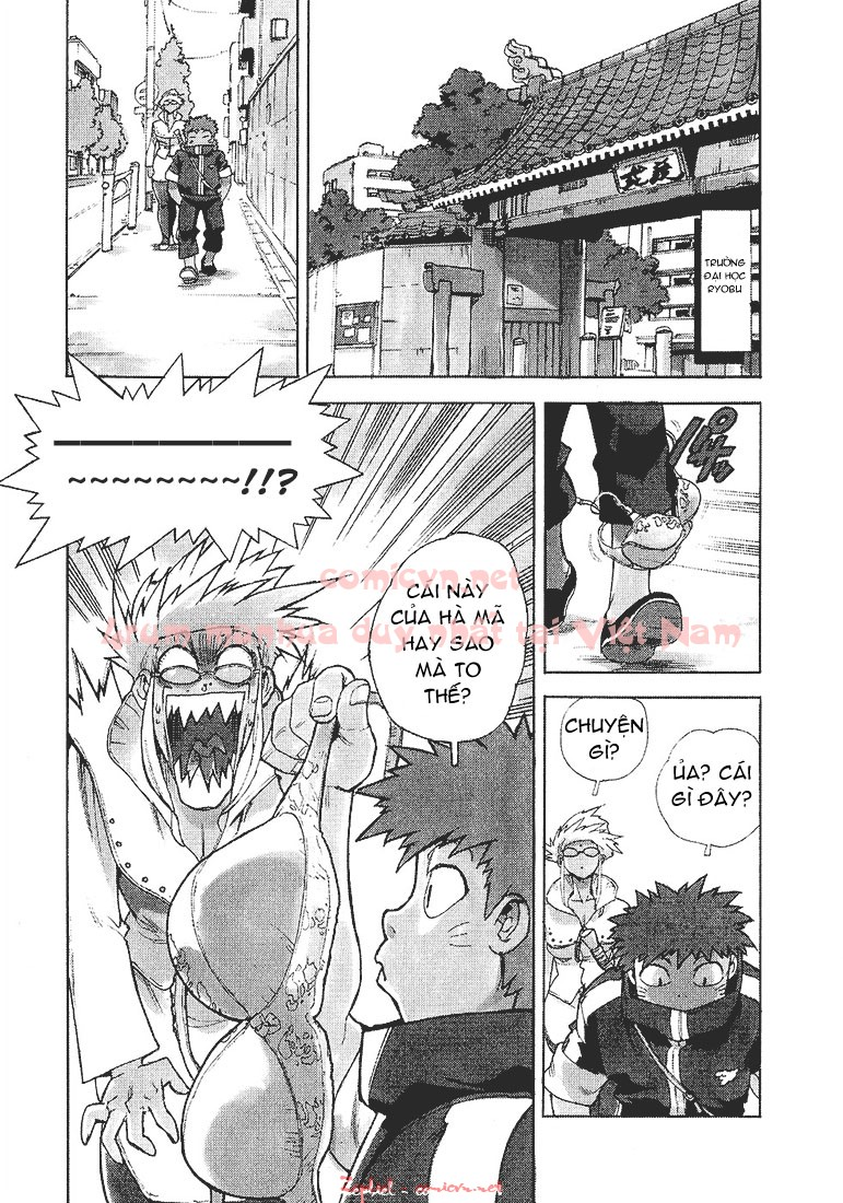 Aiki chap 23 - Trang 5