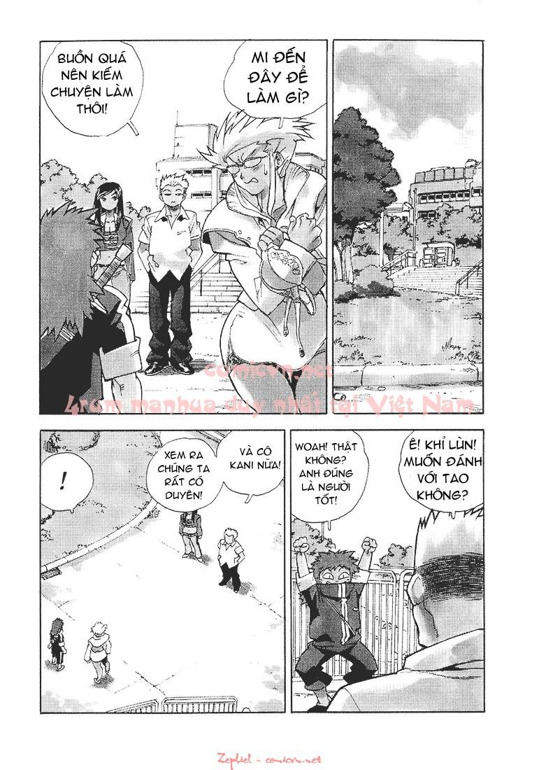 Aiki chap 23 - Trang 7