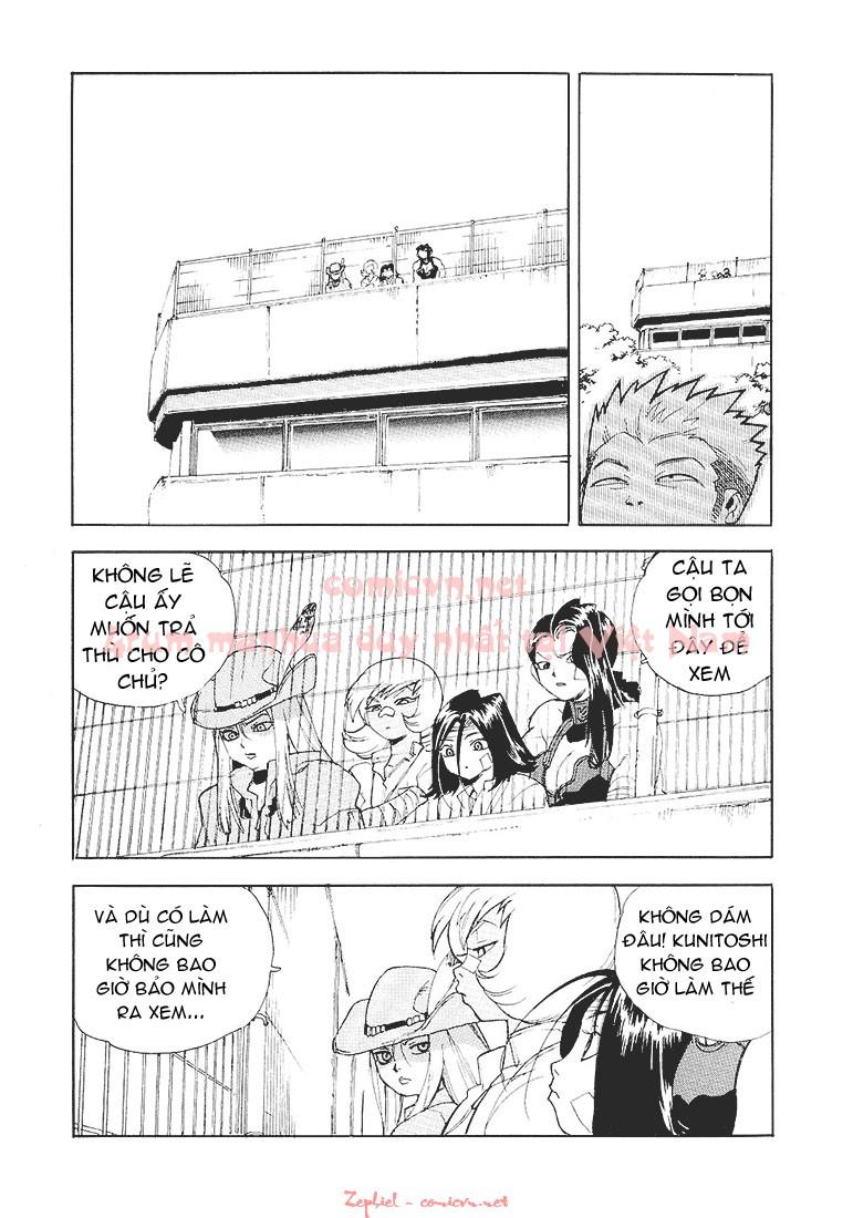 Aiki chap 23 - Trang 12