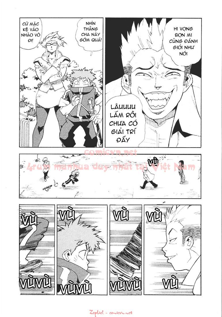 Aiki chap 23 - Trang 13