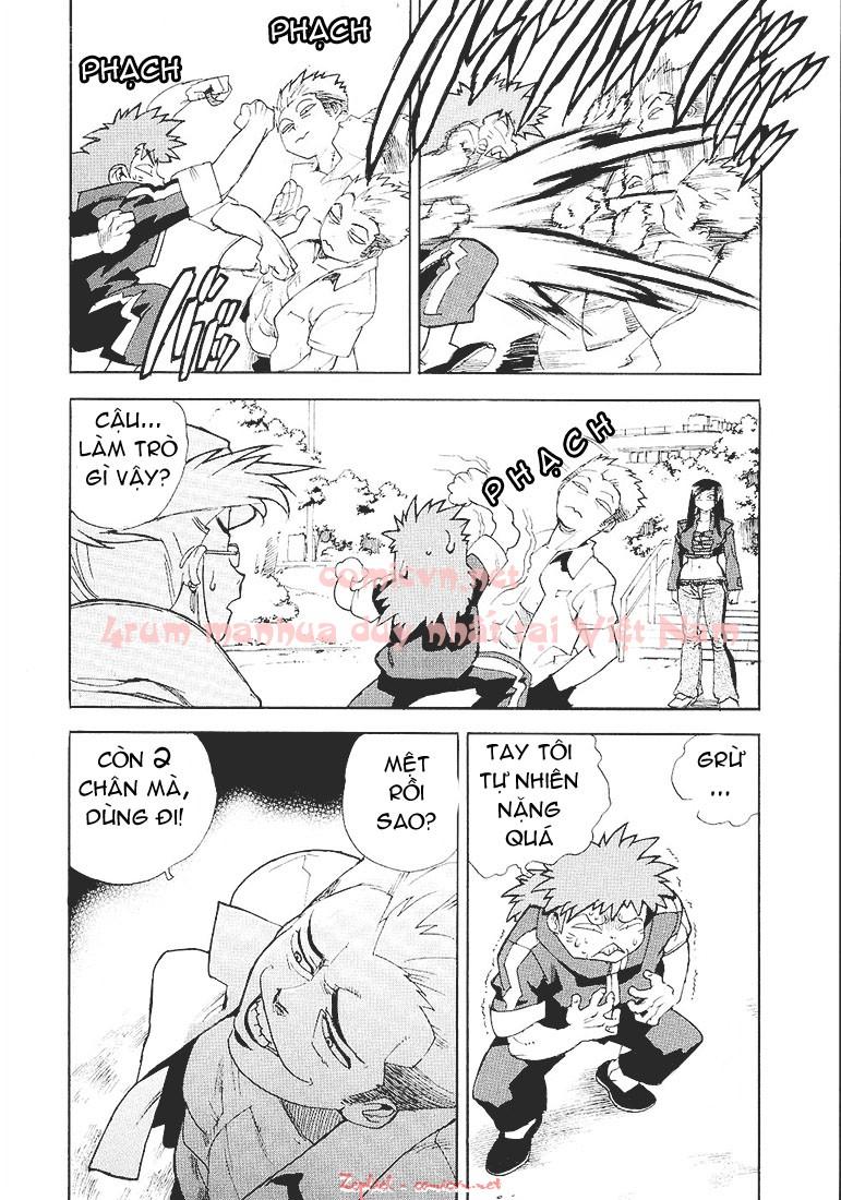 Aiki chap 23 - Trang 15
