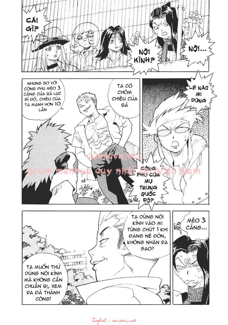 Aiki chap 23 - Trang 17