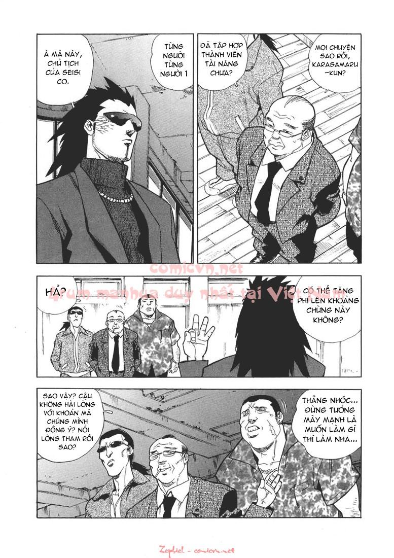 Aiki chap 21 - Trang 18