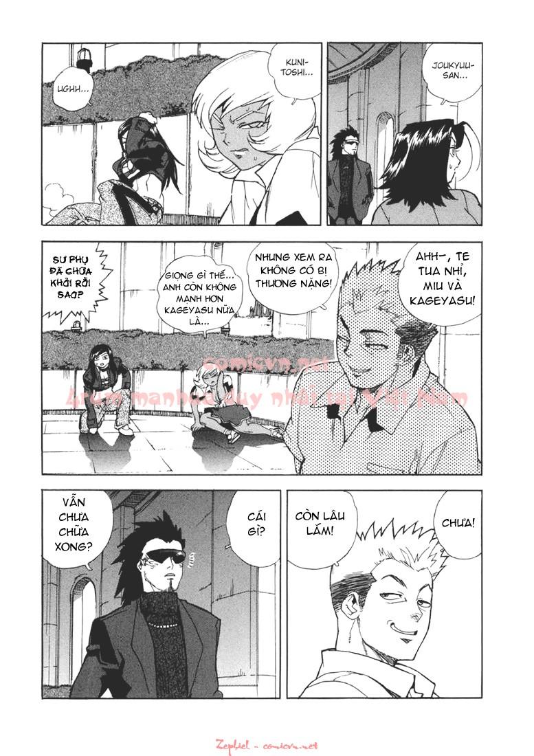Aiki chap 17 - Trang 15
