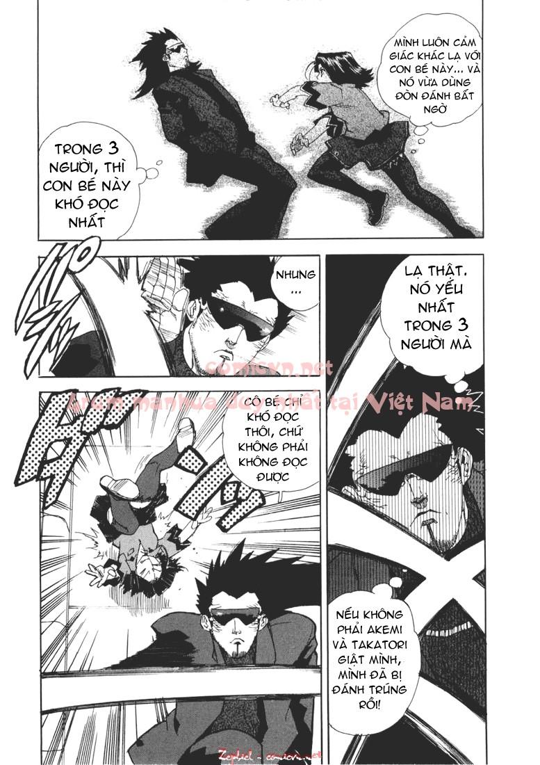 Aiki chap 17 - Trang 9