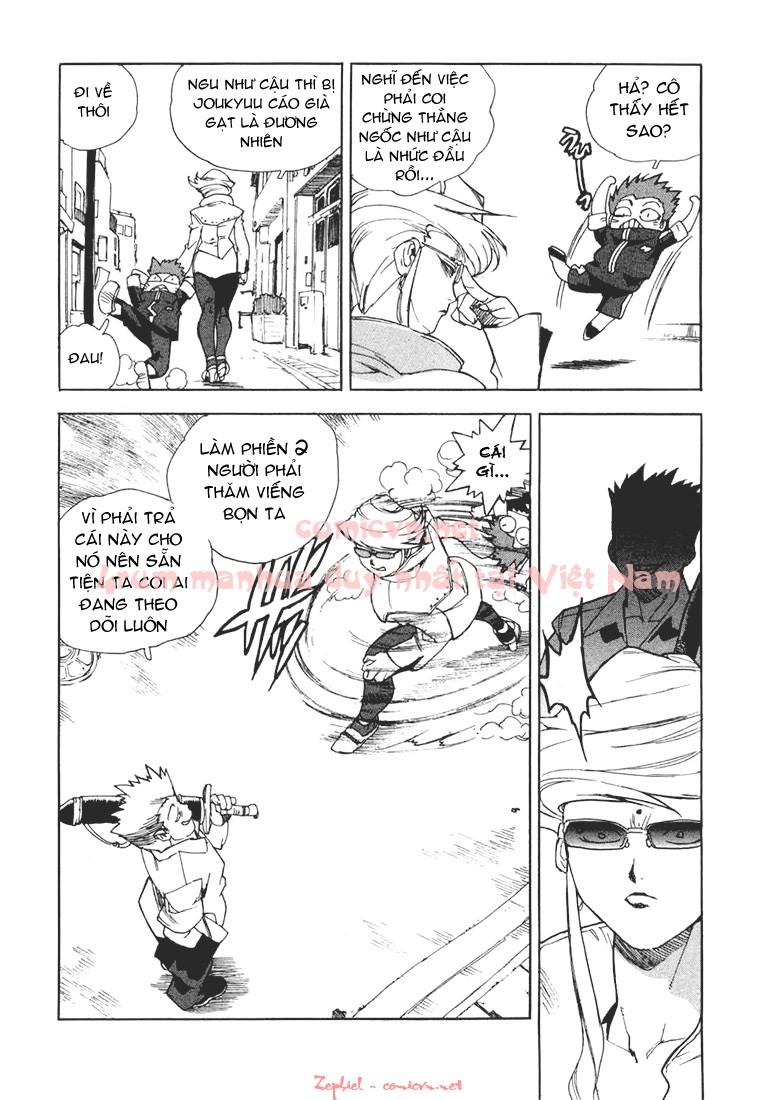 Aiki chap 20 - Trang 29