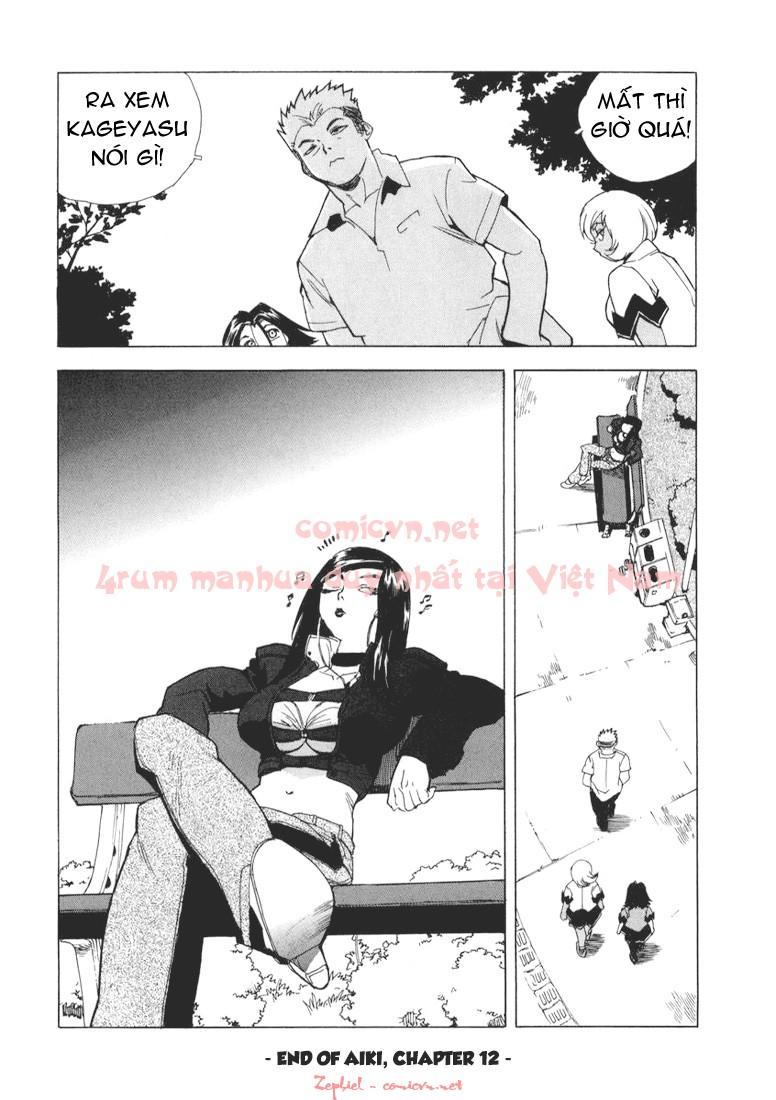 Aiki chap 12 - Trang 31