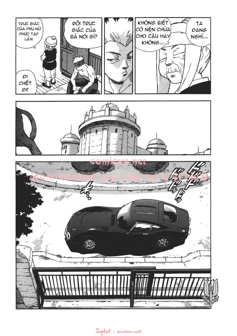 Aiki chap 16 - Trang 11