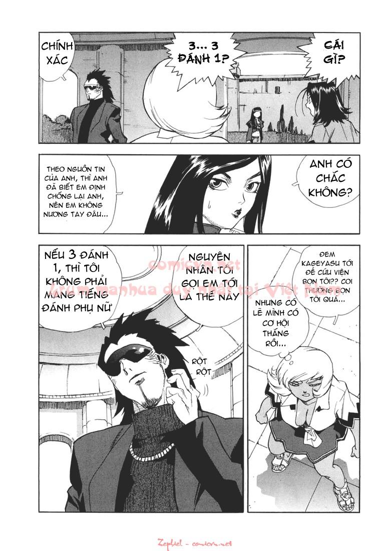 Aiki chap 16 - Trang 28