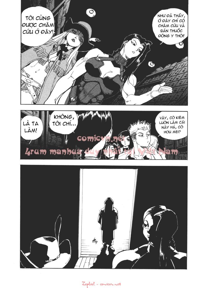 Aiki chap 14 - Trang 6