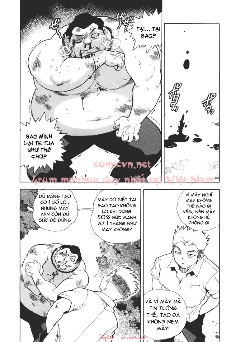 Aiki chap 12 - Trang 19