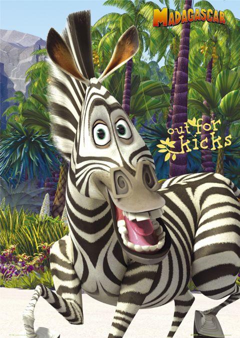 Zebra Character Design : Bellesartstuff