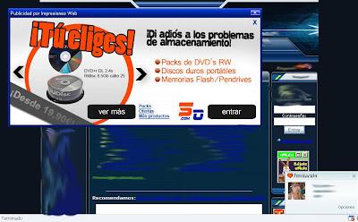 Web con ADS