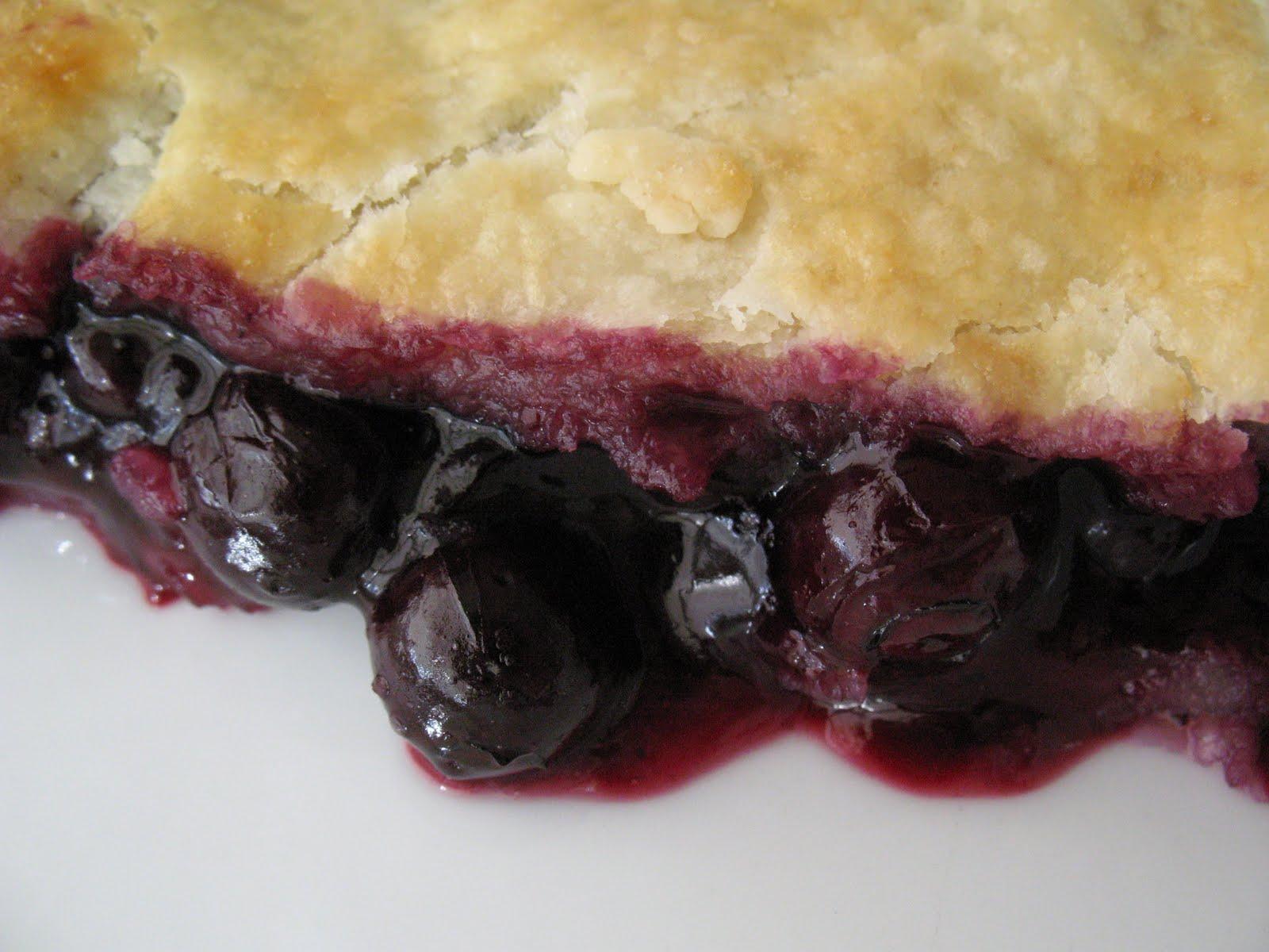 Food Processor Pie Pastry - Pie Crust Recipe