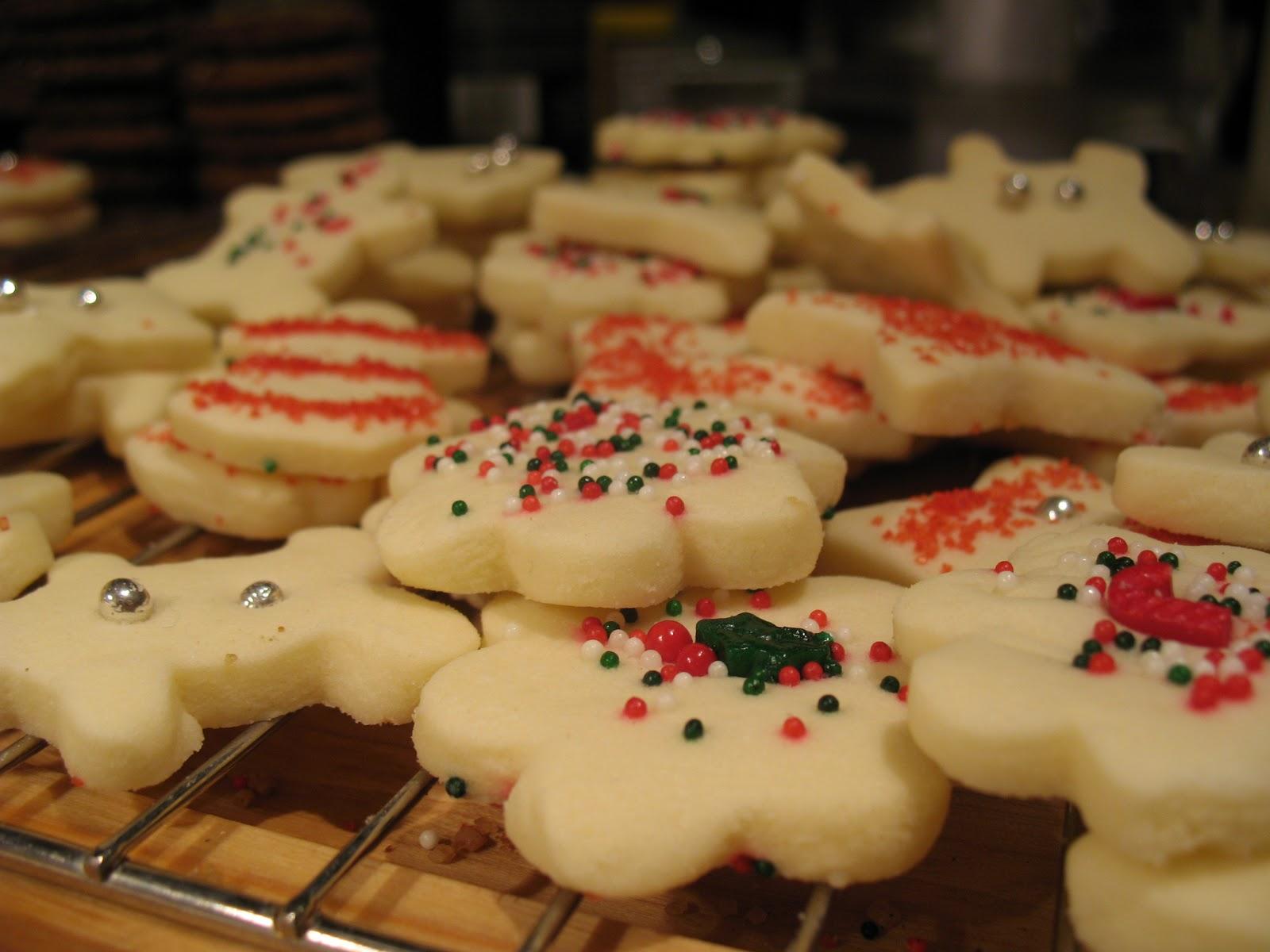 Recipe shortbread cookies with cornstarch