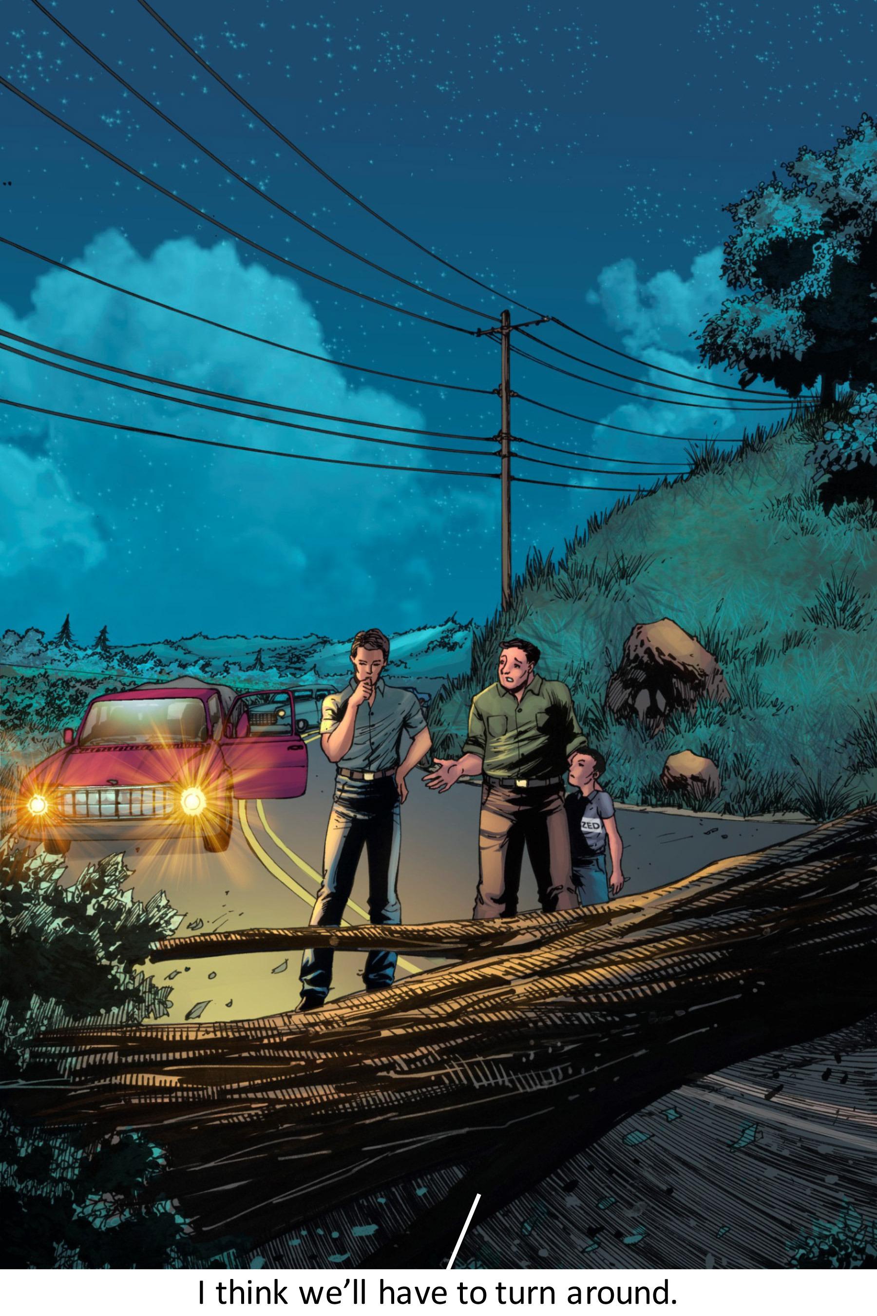 Read online Z-Men comic -  Issue #3 - 9