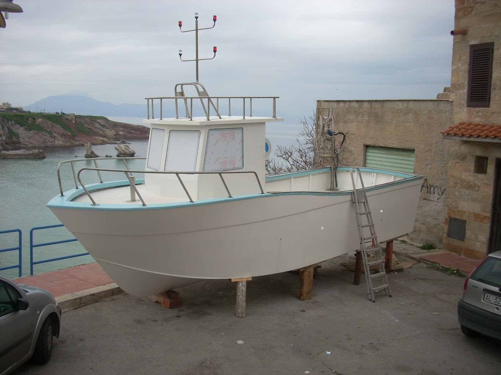 barche da pesca