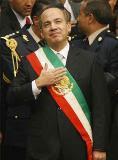 "Presidente: ""Felipe Calderon"""