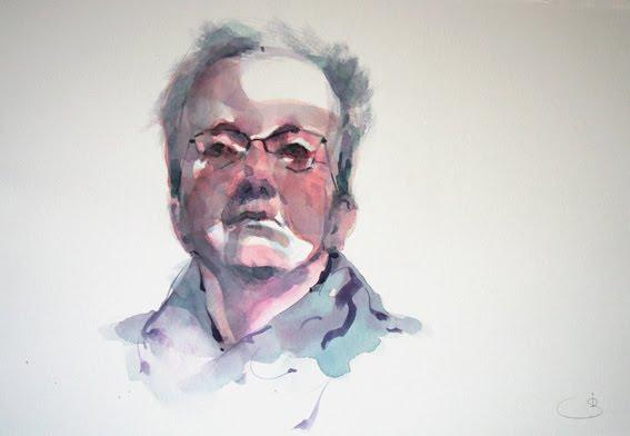 Hilde, portret